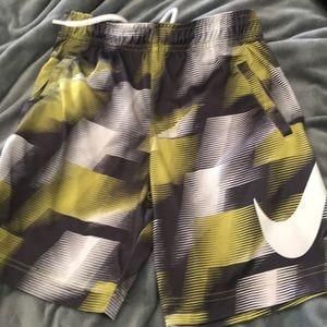 Boys size 6 Nike shorts